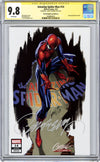 CGC 9.8 SS Amazing Spider-Man #14 cover A J. Scott Campbell