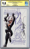 CGC 9.8 SS Amazing Spider-Man: Renew Your Vows #13 cover C J. Scott Campbell