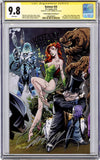 CGC 9.8 SS Batman #50 cover D J. Scott Campbell