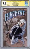 CGC 9.8 SS Black Cat #1 JSC 'Golden Apple' cover A