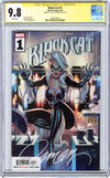 CGC 9.8 SS Black Cat #1 JSC Retail