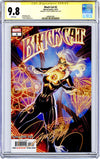 CGC 9.8 SS Black Cat #3  'trade dress' JSC