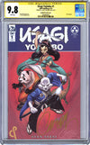 CGC 9.8 SS Usagi Yojimbo #1 cover A J. Scott Campbell
