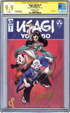 CGC **9.9** SS Usagi Yojimbo #1 cover A J. Scott Campbell