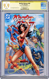 CGC **9.9** SS Wonder Woman #750 cover B JSC