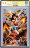 CGC **9.9** SS Wonder Woman #750 cover C JSC