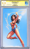 CGC **9.9** SS Wonder Woman #750 cover E JSC