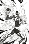 Original Art: Iron Fist #1 Midtown
