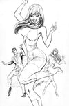 Original Art: Amazing Mary Jane #1 JSC EXCLUSIVE cover E