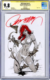 CGC 9.8 SS Red Sonja #1 Cover K JSC INCENTIVE 1:50