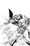 Original Art: Uncanny X-Men #1 JSC EXCLUSIVE Cover A 'Wolverine'