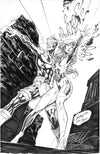 Original Art: Uncanny X-Men #1 JSC EXCLUSIVE Cover B 'Jean Grey'