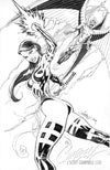 Original Art: Uncanny X-Men #1 JSC EXCLUSIVE Cover D 'Psylocke' - SOLD