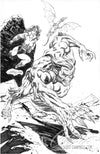 Original Art: Uncanny X-Men #1 JSC EXCLUSIVE Cover F 'Beast'