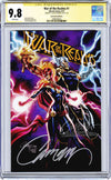 CGC 9.8 SS War of the Realms #1 'FanExpo' cover B 'VIP' JSC