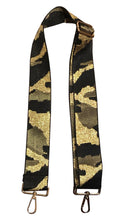 Camo Gold, Army and Black Strap