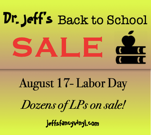 Back To School SALE - Now through Labor Day