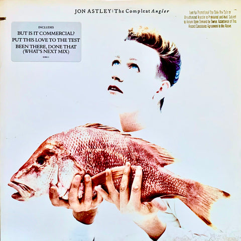 ASTLEY, JON The Compleat Angler [1988] promo, Very Good+ cond. (USED)