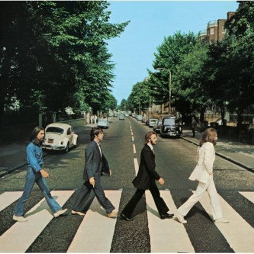 BEATLES Abbey Road [2012] 180g Audiophile press SEALED, NEW