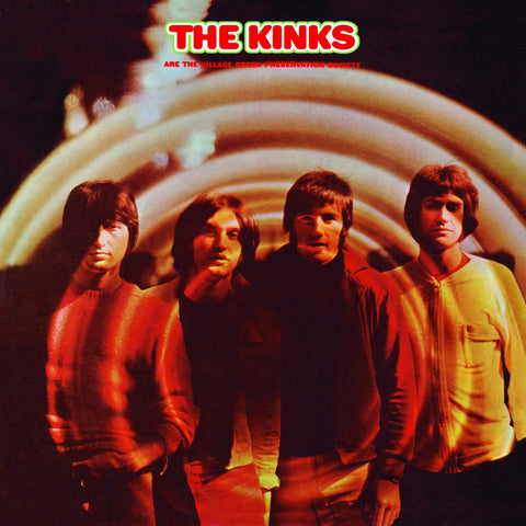 KINKS The Kinks Are the Village Preservation Society [2014]  MONO UK Import NEW