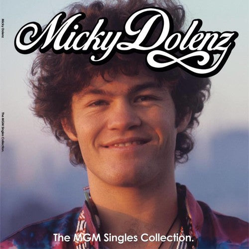 DOLENZ, MICKY The MGM Singles Collection [2015] BLUE vinyl SEALED, NEW