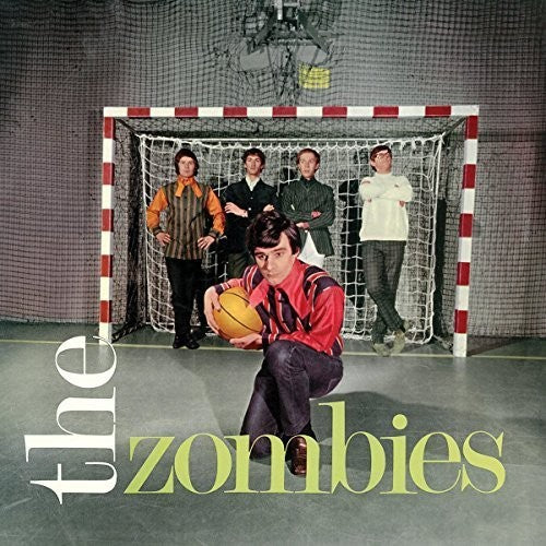 ZOMBIES The Zombies [2016] Clear vinyl SEALED, NEW