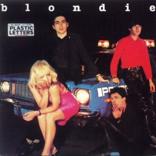 BLONDIE Plastic Letters [2016] reissued 180g SEALED, NEW