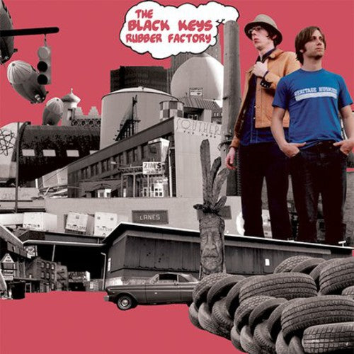 BLACK KEYS Rubber Factory [2004] SEALED, NEW