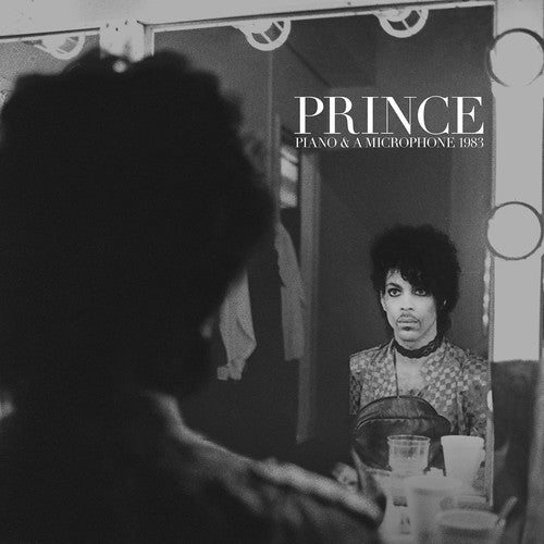 PRINCE Piano & A Microphone 1983 [2018] New release, 180g vinyl SEALED, NEW