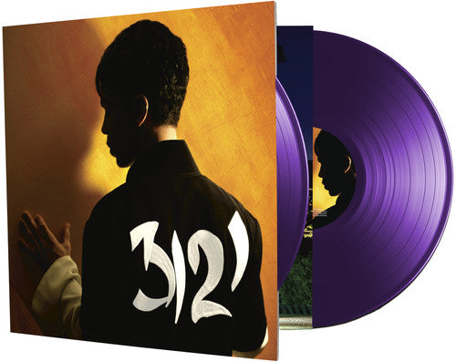 PRINCE 3121 [2019] First official vinyl press! PURPLE 2LP SEALED, NEW