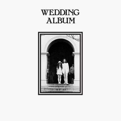 LENNON, JOHN & YOKO ONO Wedding Album (Unfinished Music No. 3)[2019] Ltd Ed WHITE vinyl reissue w/extras! SEALED, NEW