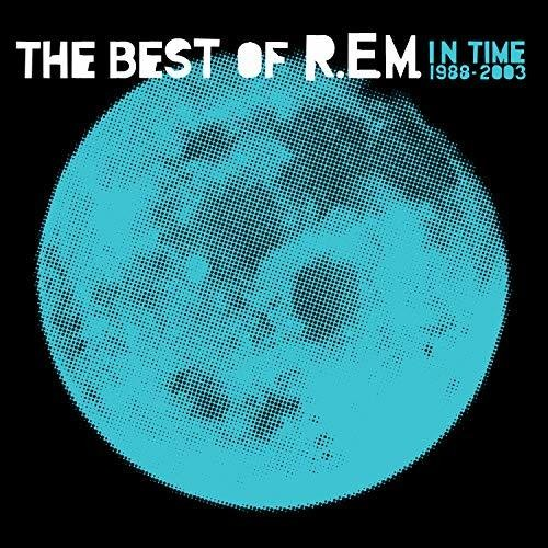 R.E.M. In Time: The Best Of R.E.M. 1988-2003 [2019] 2LP reissue SEALED, NEW