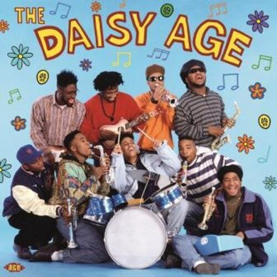 DAISY AGE (Various Hip-Hop)[2019] Great new 2LP collection featuring De La Soul, ATCQ, Jungle Bros & more SEALED, NEW