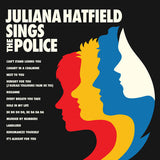 HATFIELD, JULIANNA Sings The Police [2019] BLUE vinyl SEALED, NEW