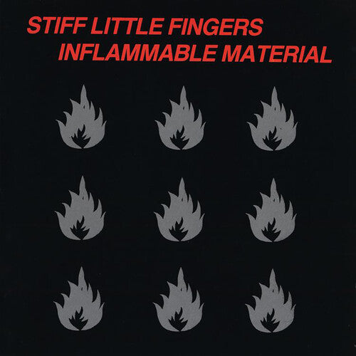 STIFF LITTLE FINGERS Inflammable Material [2019] *indie exclusive* ltd ed reissue SEALED, NEW