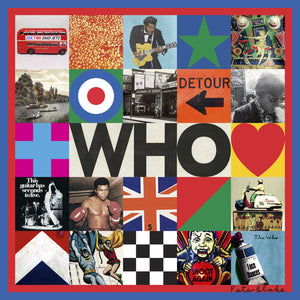 WHO The Who [2019] first new WHO studio album in 13 yrs SEALED, NEW