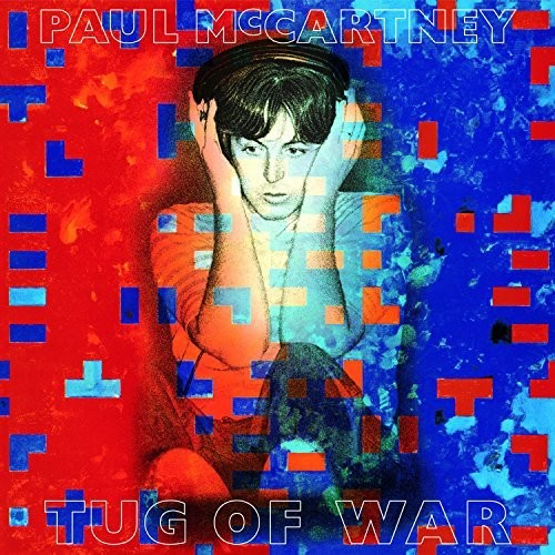 McCARTNEY, PAUL Tug of War [1982] 180g 2017 reissue SEALED NEW
