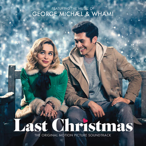 MICHAEL, GEORGE / WHAM! (11/29) Last Christmas (orig motion picture sdtk) [2019] 2LP w prev unreleased song SEALED, NEW
