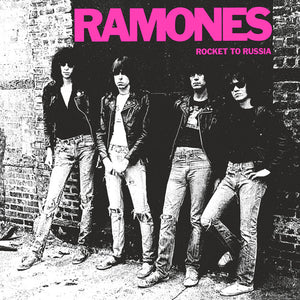 RAMONES Rocket to Russia [1977] 2018 Remastered Reissue SEALED NEW