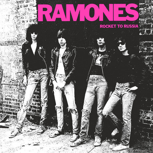 RAMONES Rocket to Russia [2018] Remastered Reissue SEALED NEW