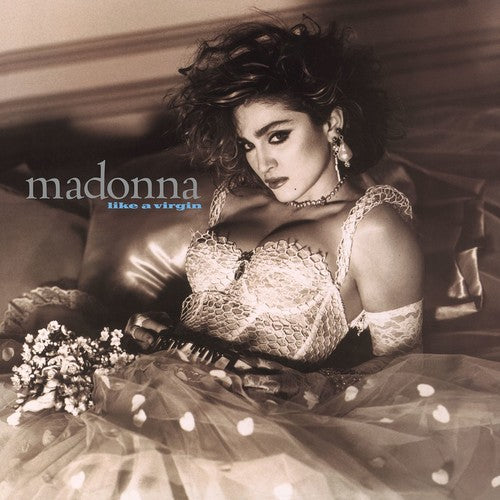 MADONNA Like A Virgin [2018] White vinyl Indie Exclusive SEALED, NEW