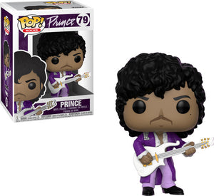 PRINCE Purple Rain [2018] (FUNKO POP! ROCKS) figure NEW