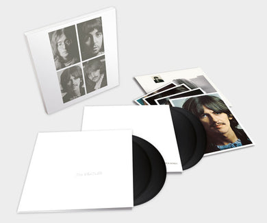 BEATLES White Album 2018 Stereo Remix DELUXE 4LP Edition SEALED, NEW (SPECIAL ORDER 11/9/2018)