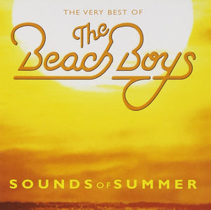 BEACH BOYS Sounds of Summer [2016] 180g 2LP gatefold SEALED NEW