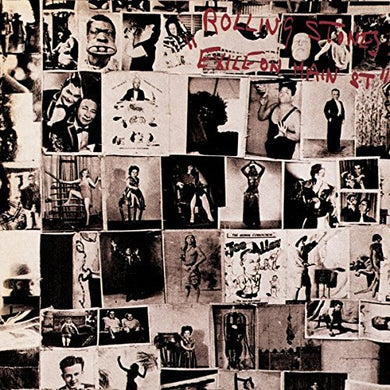 ROLLING STONES Exile On Main Street [1972] 2010 2LP 180g reissue SEALED NEW
