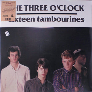 THREE O'CLOCK Sixteen Tambourines [1983] 2013 audiophile press 180g SEALED NEW