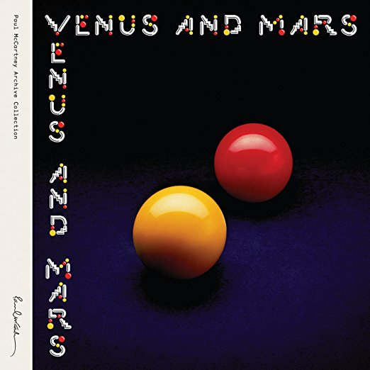 WINGS - Venus and Mars [2014] 2LP remaster MCCARTNEY SEALED, NEW