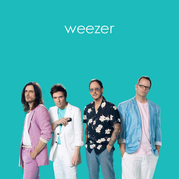WEEZER The Teal Album [2019] black viinyl SEALED, NEW
