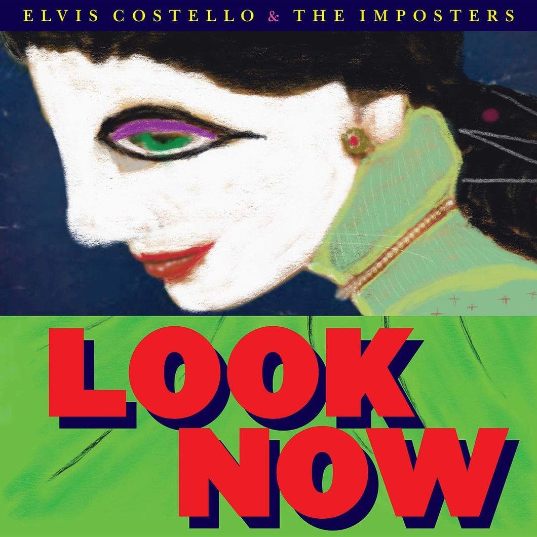 COSTELLO, ELVIS & THE IMPOSTERS Look Now [2018] 180g SEALED, NEW