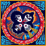KISS Rock and Roll Over [2014] remastered 180g reissue, w stickers SEALED, NEW